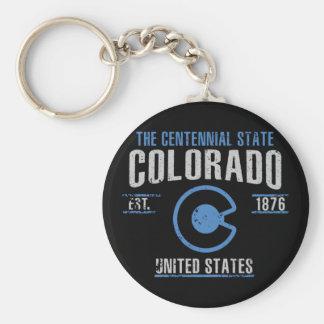 Colorado Key Ring