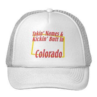 Colorado - Kickin' Butt Cap