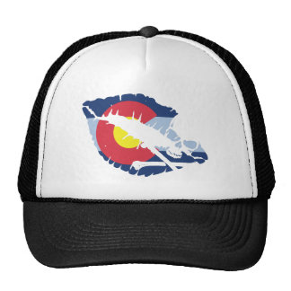 colorado kiss cap