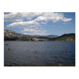 Colorado Lakes Postcard