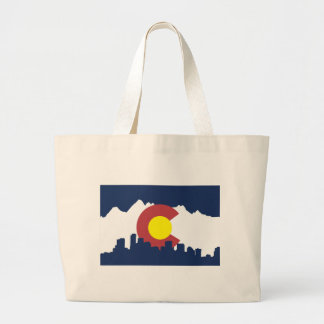 Colorado Large Tote Bag