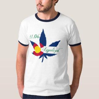 Colorado legalized T-Shirt