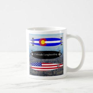 Colorado Longboarding Mugs