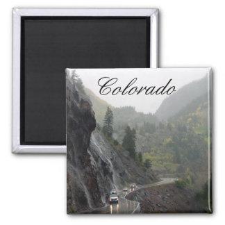 Colorado Million Dollar Highway Magnet