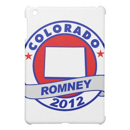 Colorado Mitt Romney Cover For The iPad Mini