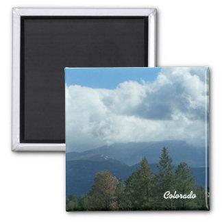 Colorado Mountain Magnet