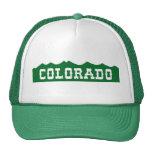 Colorado Mountain Range Hat
