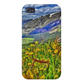 Colorado mountain scenery iphone case iPhone 4 cover