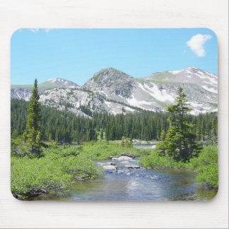Colorado Mountain Splendor Mouse Pad
