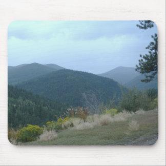 Colorado Mountain Tops Mousepad