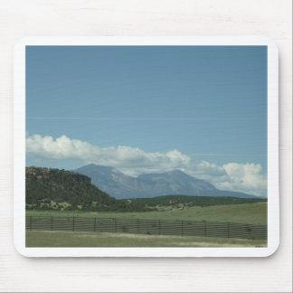 Colorado Mountain View Mousepad