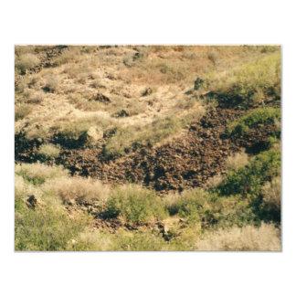 "colorado Mountains 4.25"" X 5.5"" Invitation Card"
