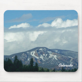 Colorado Mountains Mousepad