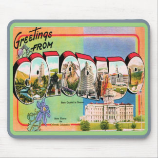 'Colorado' Mousepad