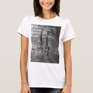 Colorado National Monument Ute Canyon T Shirt