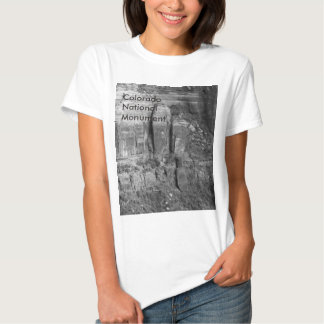 Colorado National Monument Ute Canyon T Shirt