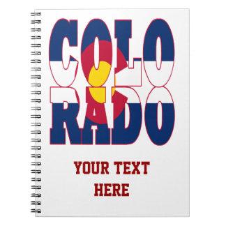 Colorado Notebooks