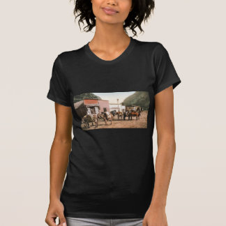 Colorado Pack Trail Ready for Miners 1904 T-Shirt