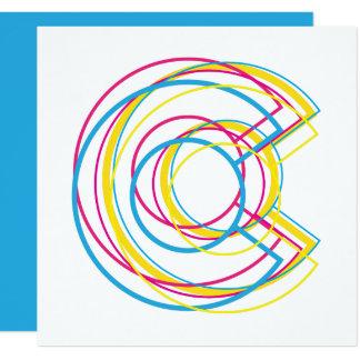 colorado panC 13 Cm X 13 Cm Square Invitation Card