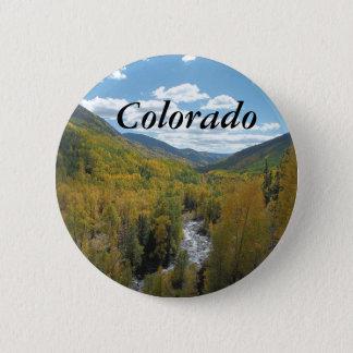 Colorado Paradise 6 Cm Round Badge