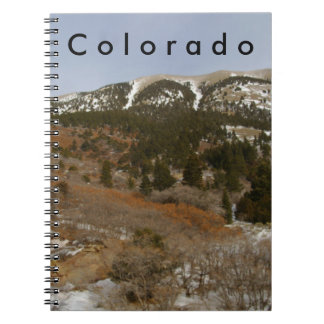 Colorado Photo Notebook (80 Pages B&W)