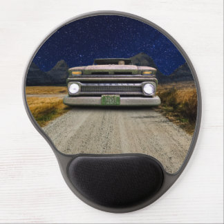 Colorado Pickup Truck Toasted Autos Gel Mousepad Gel Mouse Mat
