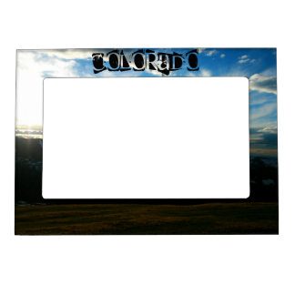 Colorado picture frame magnetic photo frame
