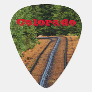 Colorado Pikes Peak Guitar PICK