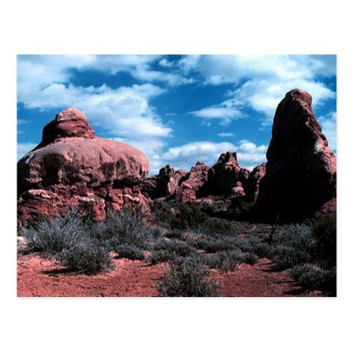 Colorado Plateau Postcards