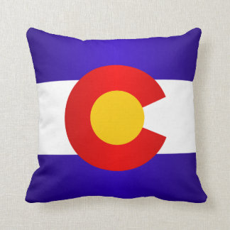 Colorado Pride Cushion