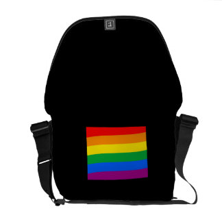 COLORADO PRIDE -.png Messenger Bags
