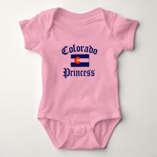 Colorado Princess Baby Bodysuit