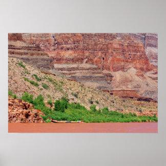 Colorado River Grand Canyon Posters