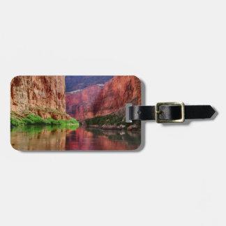 Colorado river in Grand Canyon, AZ Bag Tag