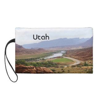 Colorado River in Utah Wristlets