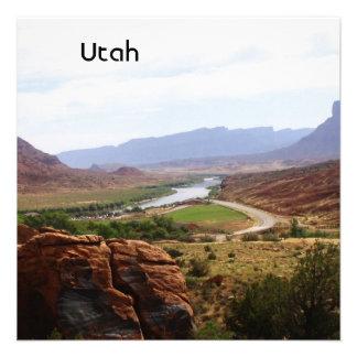 Colorado River in Utah Invitation