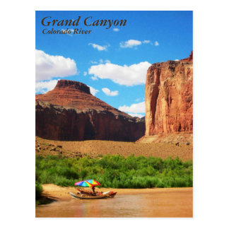 Colorado River Living Postcard