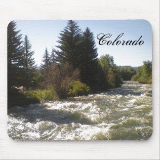 Colorado river mousepad
