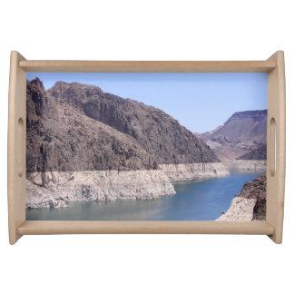 Colorado River Serving Tray