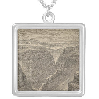 Colorado River Silver Plated Necklace
