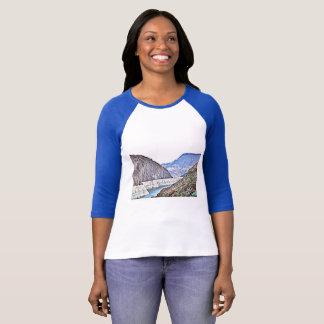 Colorado River Women's Raglan Top