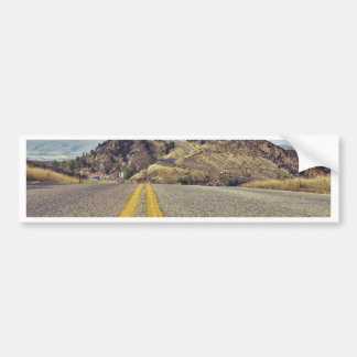 Colorado Road Trip Bumper Sticker