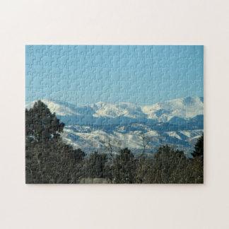 Colorado Rockies Jigsaw Puzzle