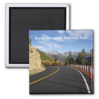 Colorado Rocky Mountain National Park Magnet