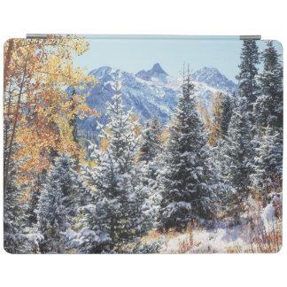 Colorado, San Juan Mountains, First snow iPad Cover