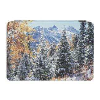 Colorado, San Juan Mountains, First snow iPad Mini Cover