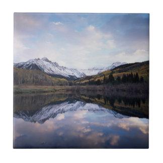 Colorado, San Juan Mountains Tile