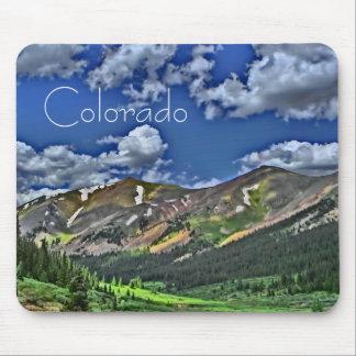 Colorado scenic mousepad