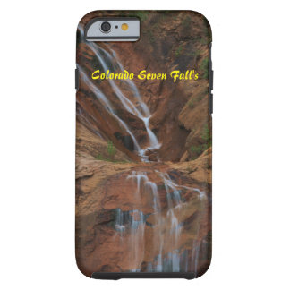 Colorado Seven Fall's Case-Mate Tough iPhone 6/6s