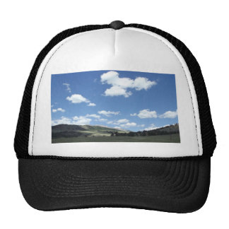 Colorado Skies over Mountains Trucker Hats